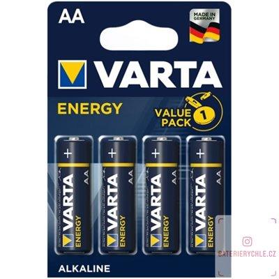 Baterie Varta Energy AA 4ks, blistr