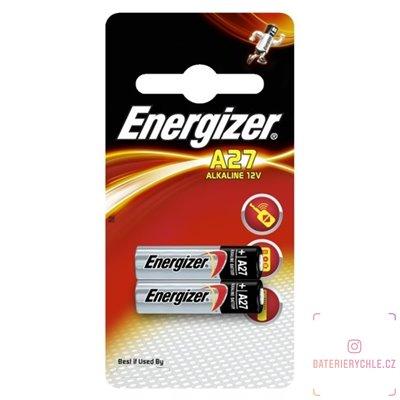 Baterie Energizer CR27A, MN27 2ks, blistr