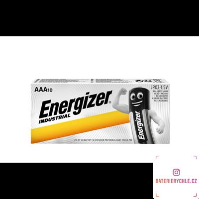 Baterie Energizer Industrial LR03 AAA 10ks, box