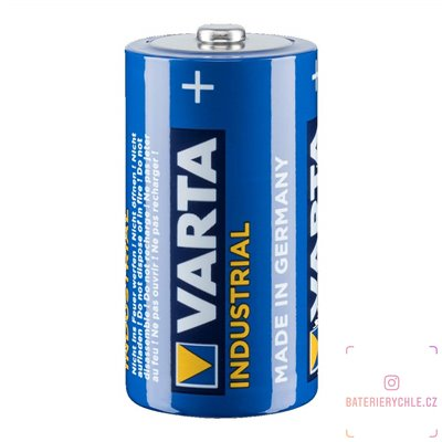 Baterie Varta Industrial LR14 C 1ks, bulk