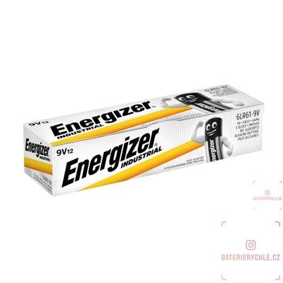 Baterie Energizer Industrial 6LR61 9V 12ks, box