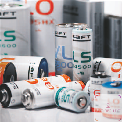 Baterie Saft LS14500 3,6V velikost AA 2600mAh, Lithium, 1ks volné balení