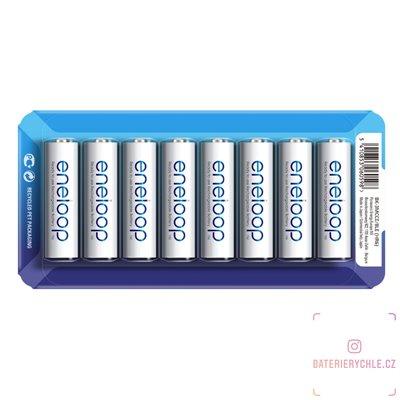 Baterie Panasonic Eneloop AA 8ks (BK-3MCCE/8LE) 2000mAh, blistr