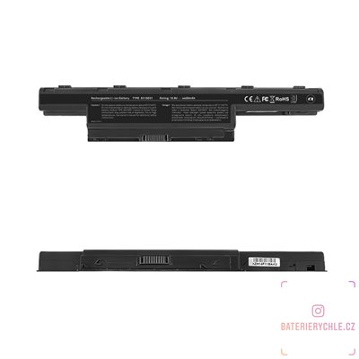 Baterie pro notebook Acer Aspire AS10D31, 4400mAh, 10.8-11.1V