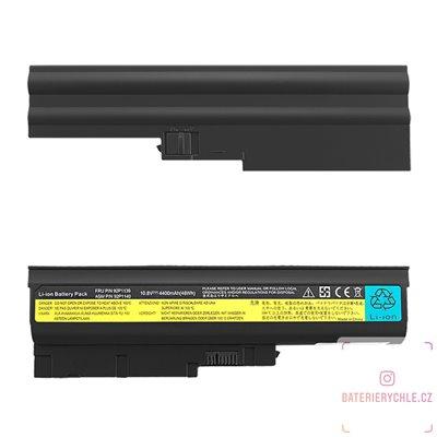 Baterie pro notebook Lenovo R500, R60, 4400mAh, 10.8-11.1V