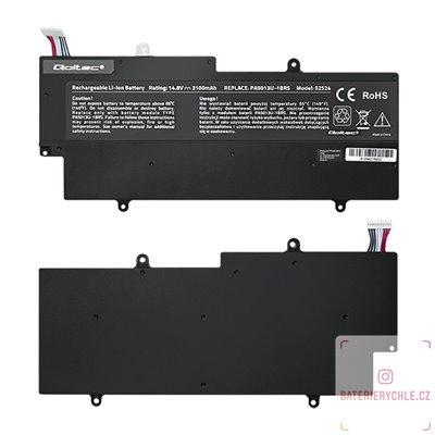 Baterie pro notebook Toshiba Portege Z930, Z935, 3100mAh, 14.4-14.8V