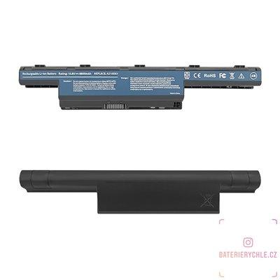 Baterie pro notebook Acer Aspire 4741, 6600mAh, 10.8-11.1V