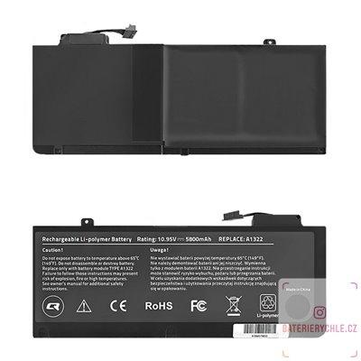 "Baterie pro notebook Apple MacBook Pro 13"", 5800mAh, 10.95V"