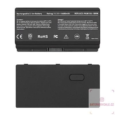 Baterie pro notebook Toshiba PA3615U, 4400mAh, 10.8-11.1V