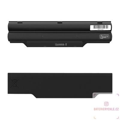 Baterie pro notebook Fujitsu A530, AH531, 4400mAh, 10.8-11.1V