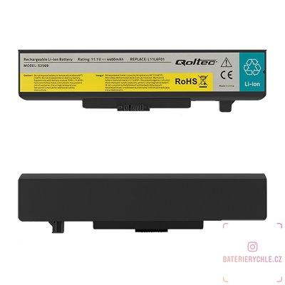 Baterie pro notebook Lenovo Y480, G480, 4400mAh, 10.8-11.1V