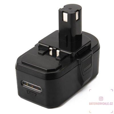 Baterie pro aku nářadí RYOBI RB18L50, 18V