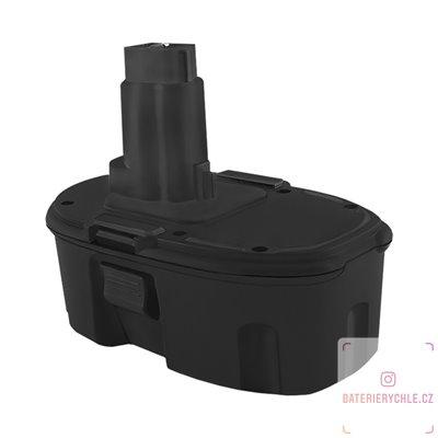 Baterie pro aku nářadí Dewalt DE9093, DE9503, 18V