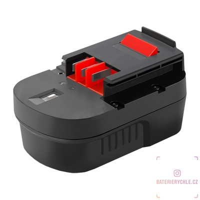 Baterie pro aku nářadí Black & Decker A14, BPT1048, HPB14