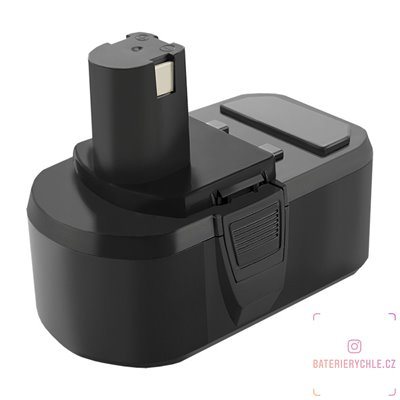 Baterie pro aku nářadí RYOBI BPL1820, P102, P103, 18V