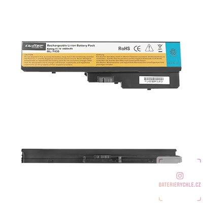 Baterie pro notebook Lenovo IdeaPad V430a, 4400mAh, 10.8-11.1V
