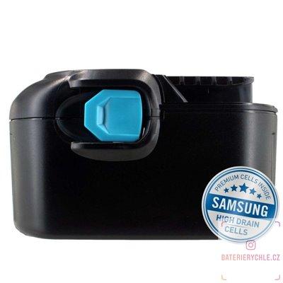 Baterie pro aku nářadí AEG L1430R Li-Ion 14,4V 4000mAh 1ks (Avacom, články Samsung)