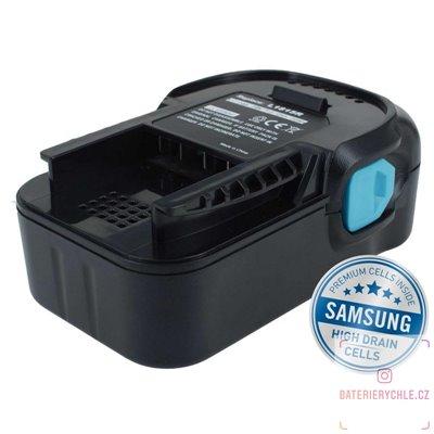 Baterie pro aku nářadí AEG L1815R Li-Ion 18V 2000mAh 1ks (Avacom, články Samsung)