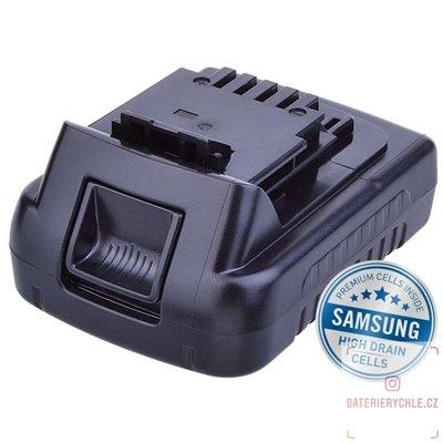 Baterie pro aku nářadí BLACK & DECKER  BL1314  Li-Ion 14,4V 2000mAh 1ks (Avacom, články Samsung)