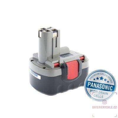Baterie pro aku nářadí BOSCH BAT040 Ni-MH 14,4V 3000mAh 1ks (Avacom, články Panasonic)