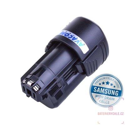 Baterie pro aku nářadí BOSCH GSR 10,8 V-LI, Li-Ion 10,8V 2000mAh 1ks (Avacom, články Samsung)