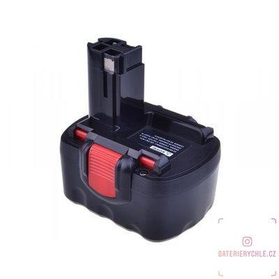 Baterie pro aku nářadí BOSCH PSR 1200 Ni-MH 12V 3000mAh 1ks (Avacom, články Panasonic)