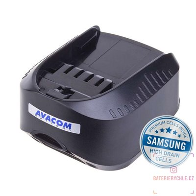 Baterie pro aku nářadí BOSCH PSR 18 LI-2, Li-Ion 18V 2000mAh 1ks (Avacom, články Samsung)