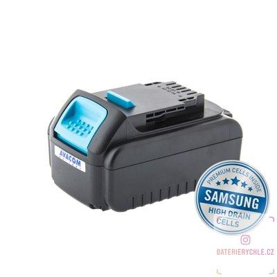 Baterie pro aku nářadí DEWALT DCB181,DCB180 Li-Ion 20V 4000mAh 1ks (Avacom, články Samsung)