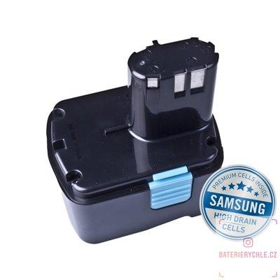 Baterie pro aku nářadí HITACHI BCL 1430 Li-Ion 14,4V 4000mAh 1ks (Avacom, články Samsung)
