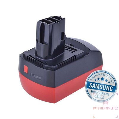Baterie pro aku nářadí METABO BSZ 6.25482 Li-Ion 14,4V 4000mAh 1ks (Avacom, články Samsung)