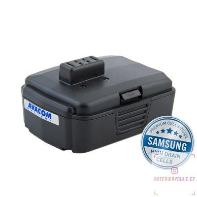 Baterie pro aku nářadí RYOBI BPL 1220 Li-Ion 12V 2000mAh 1ks (Avacom, články Samsung)