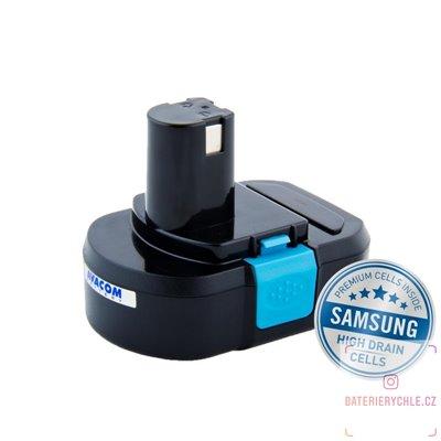 Baterie pro aku nářadí RYOBI BPL 1414 Li-Ion 14,4V 2000mAh 1ks (Avacom, články Samsung)
