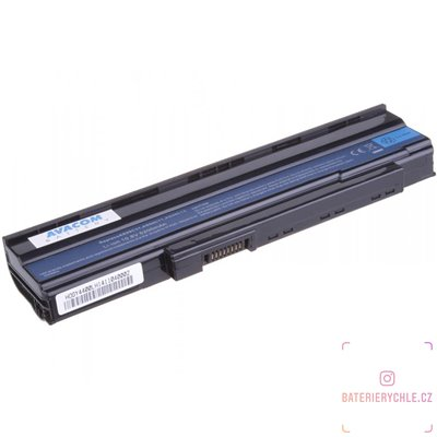 Baterie pro notebook Acer Extensa 5635G/5235G Li-Ion 11,1V 5200mAh/58Wh 1ks