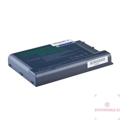 Baterie pro notebook Acer TravelMate 660/6000/800/8000 Li-Ion 14,8V 4600mAh 68Wh 1ks