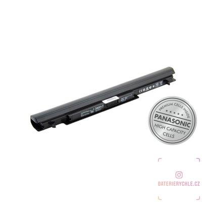 Baterie pro notebook Asus A46, A56, K56, S550, K550, Li-Ion 14,4V 2900mAh 42Wh 1ks