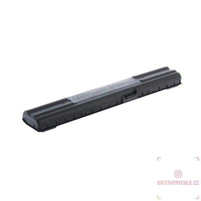 Baterie pro notebook Asus A6/A3/A7, A6000/A3000, A42-A3 Li-Ion 14,8V 5200mAh 77Wh 1ks