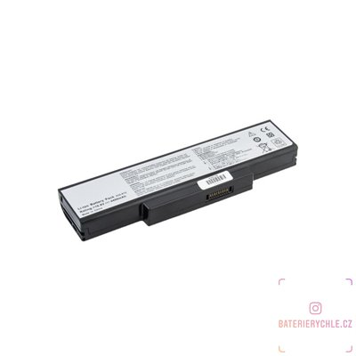 Baterie pro notebook Asus A72/K72/N71/N73/X77 Li-Ion 11,1V 4400mAh 1ks