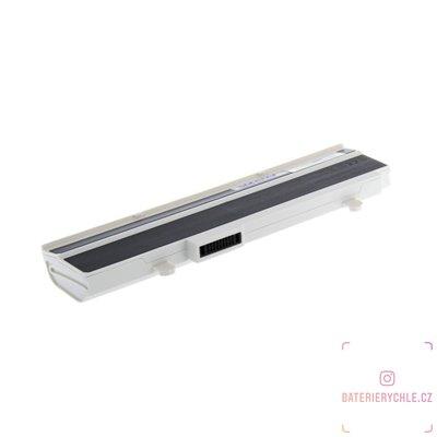 Baterie pro notebook Asus EEE PC 1015/1016/1215 series Li-Ion 10,8V 5200mAh/56Wh white 1ks
