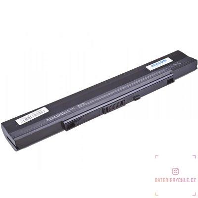 Baterie pro notebook Asus U53, U42, U43  Li-Ion 10,8V 5200mAh/56Wh 1ks