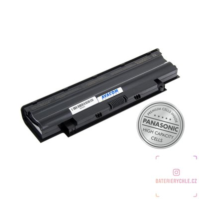 Baterie pro notebook Dell Inspiron 13R/14R/15R, M5010/M5030 Li-Ion 11,1V 5800mAh 1ks