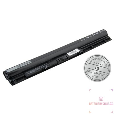 Baterie pro notebook Dell Inspiron 15 5000, Vostro 15 3558 Li-Ion 14,8V 3350mAh 1ks