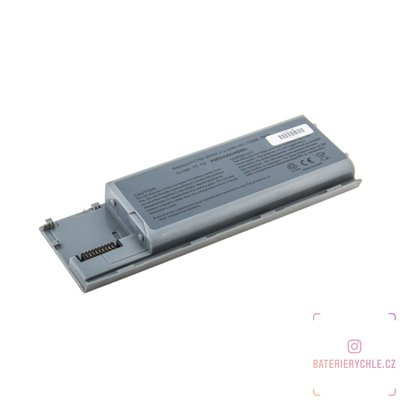 Baterie pro notebook Dell Latitude D620, D630 Li-Ion 11,1V 4400mAh 1ks
