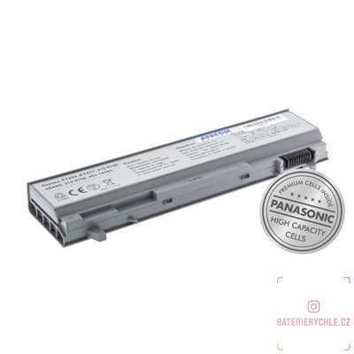Baterie pro notebook Dell Latitude E6400, E6410, E6500 Li-Ion 11,1V 5800mAh/64Wh 1ks