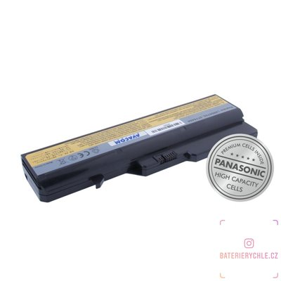 Baterie pro notebook Lenovo G560, IdeaPad V470 series Li-Ion 10,8V 5800mAh 63Wh 1ks