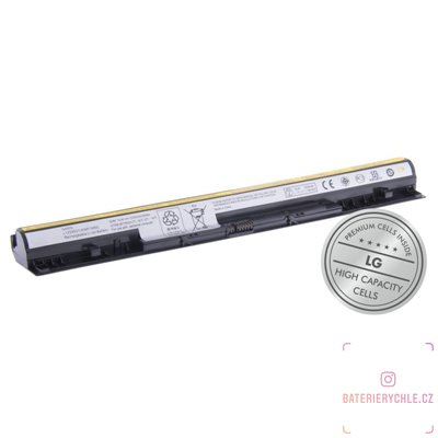 Baterie pro notebook Lenovo IdeaPad G400S Li-Ion 14,4V 3350mAh 48Wh 1ks