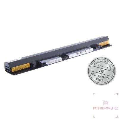 Baterie pro notebook Lenovo IdeaPad S500, Flex 14 Li-Ion 14,4V 3350mAh 48Wh 1ks