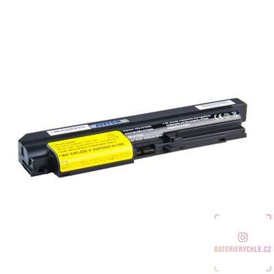 Baterie pro notebook Lenovo ThinkPad R61/T61, R400/T400 Li-Ion 10,8V 5200mAh/56Wh 1ks