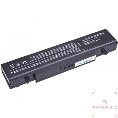 Baterie pro notebook Samsung R530/R730/R428/RV510 Li-Ion 11,1V 7800mAh/87Wh 1ks