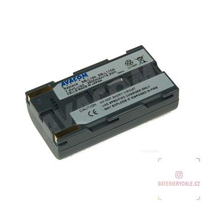 Baterie pro notebook Samsung SB-L160 Li-Ion 7.4V 2200mAh 16.3Wh 1ks