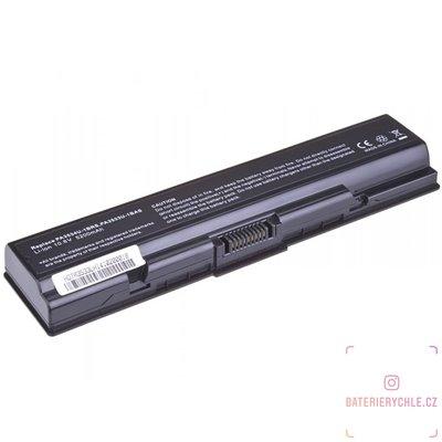 Baterie pro notebook Toshiba Satellite A200/A300/L300 Li-Ion 10,8V 5200mAh/56Wh 1ks